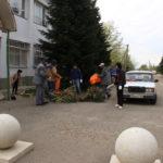 районный субботник 15.04.2017г. 1