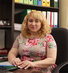 Бешкок Евгения Асланчериевна