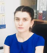 Татлок Фатима Руслановна