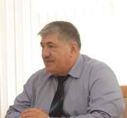 Бешуков Азамат Джанчериевич