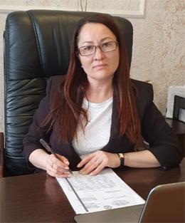 Юдина Альфия Усмановна